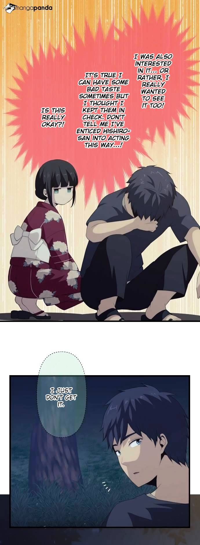 ReLIFE Chapter 105  Online Free Manga Read Image 3