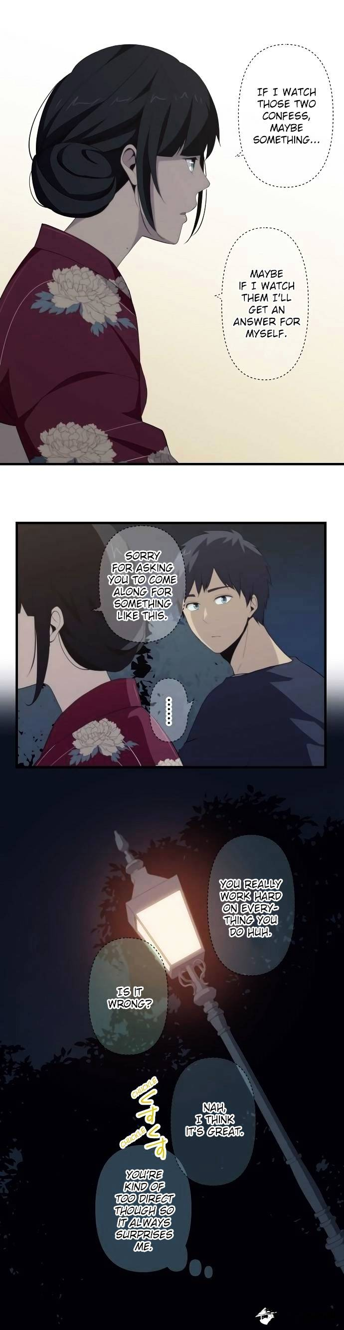 ReLIFE Chapter 105  Online Free Manga Read Image 5