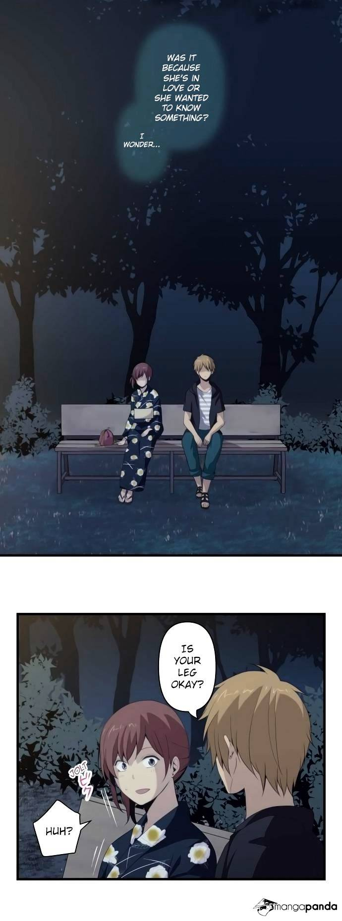 ReLIFE Chapter 105  Online Free Manga Read Image 7