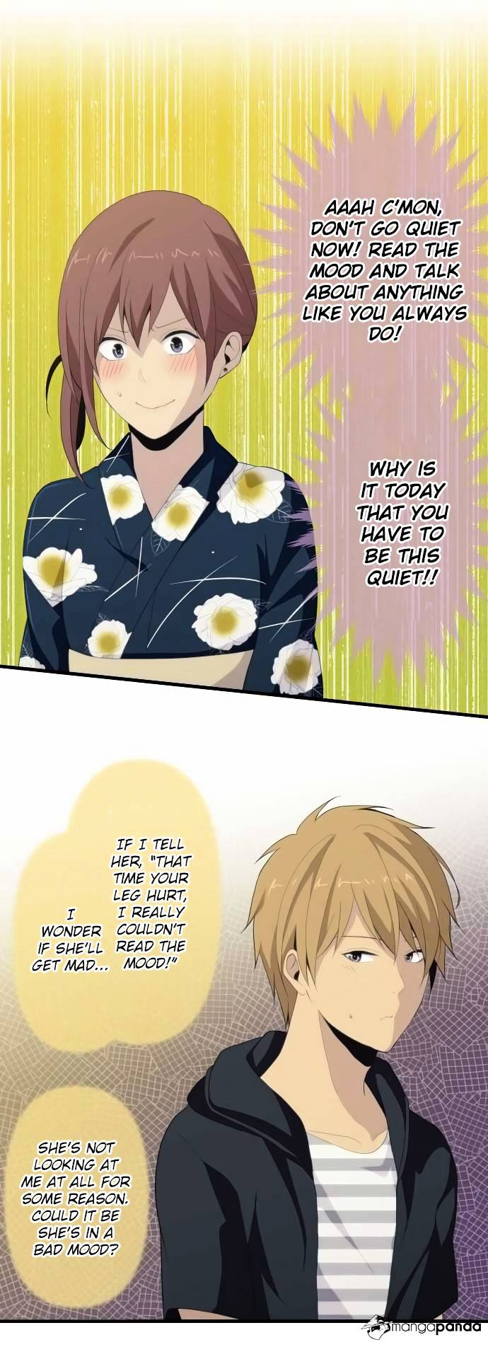 ReLIFE Chapter 105  Online Free Manga Read Image 9