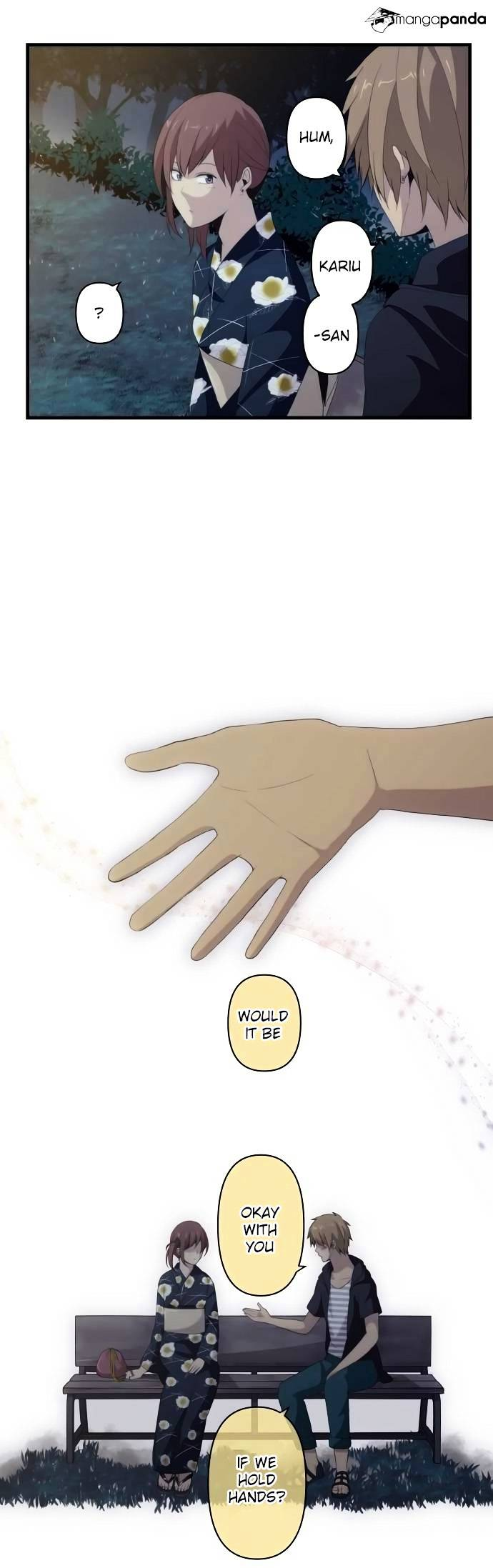 ReLIFE Chapter 106  Online Free Manga Read Image 10