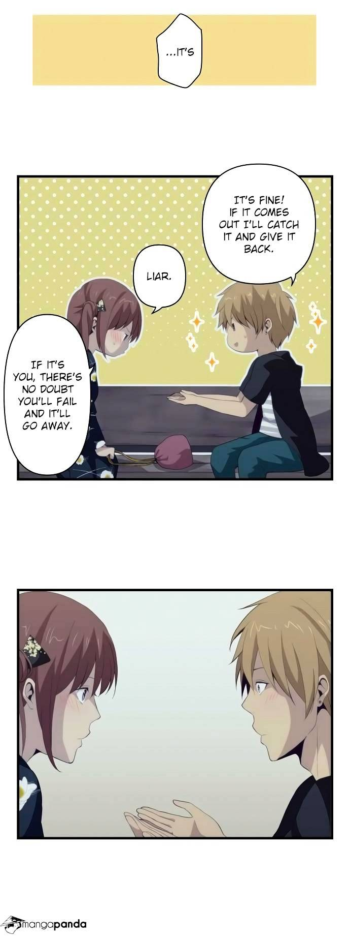 ReLIFE Chapter 106  Online Free Manga Read Image 18