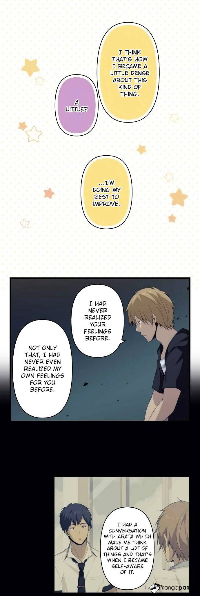 ReLIFE Chapter 106  Online Free Manga Read Image 5