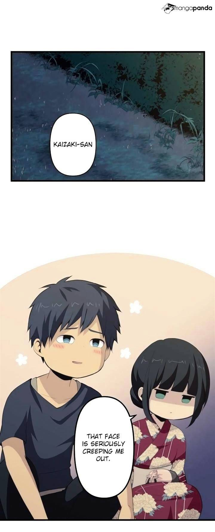 ReLIFE Chapter 107  Online Free Manga Read Image 1