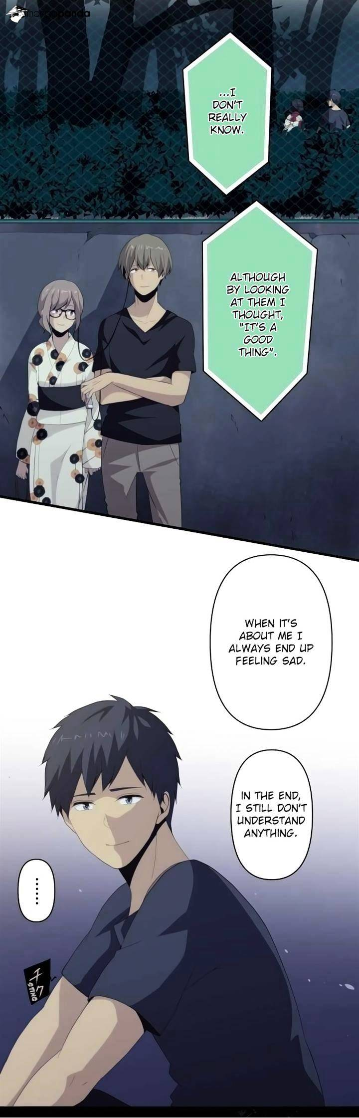 ReLIFE Chapter 107  Online Free Manga Read Image 9
