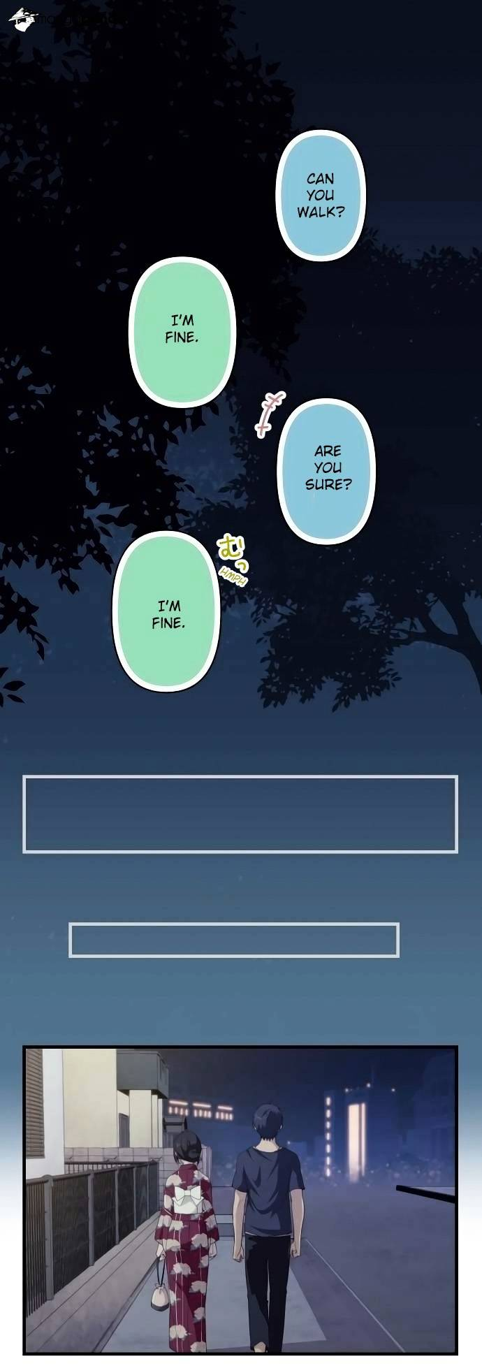 ReLIFE Chapter 108  Online Free Manga Read Image 14