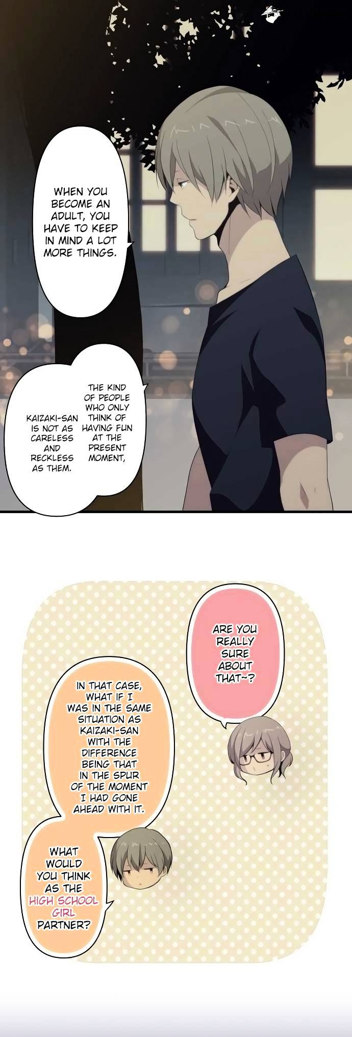 ReLIFE Chapter 108  Online Free Manga Read Image 20