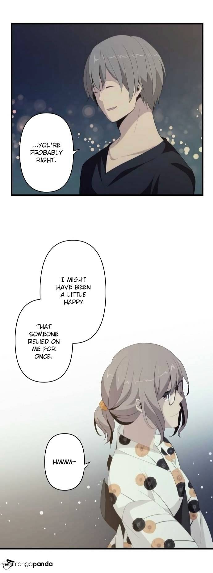 ReLIFE Chapter 108  Online Free Manga Read Image 24