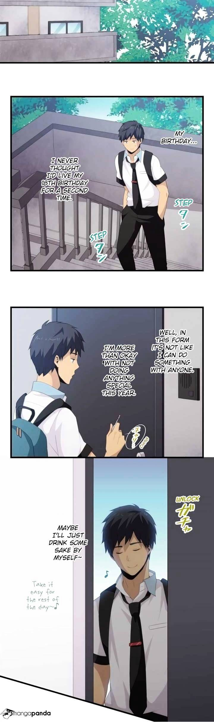 ReLIFE Chapter 109.2  Online Free Manga Read Image 11