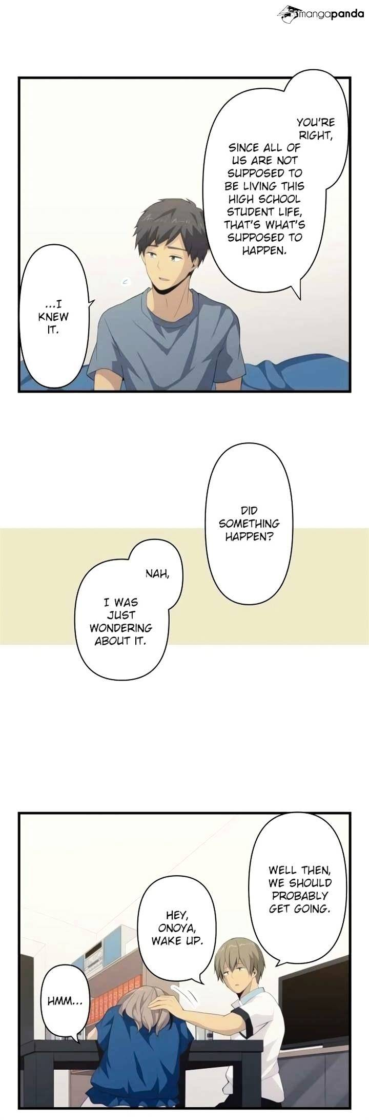 ReLIFE Chapter 109.2  Online Free Manga Read Image 18