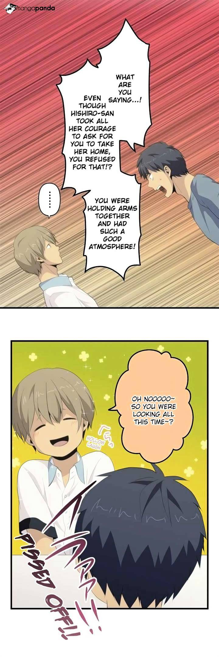ReLIFE Chapter 109.2  Online Free Manga Read Image 20