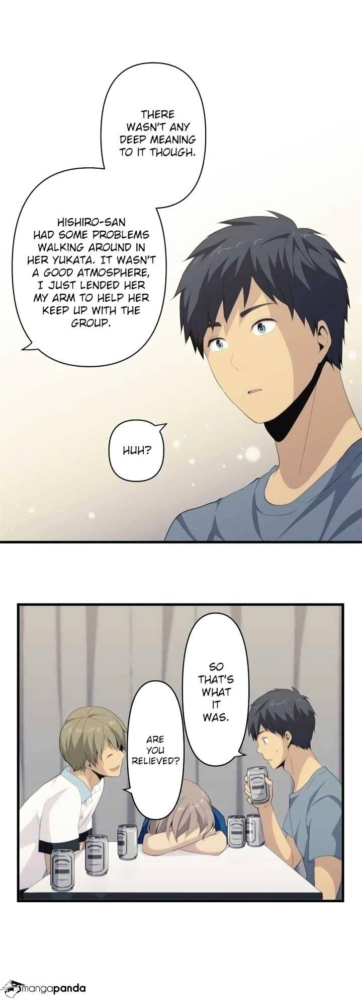 ReLIFE Chapter 109.2  Online Free Manga Read Image 21