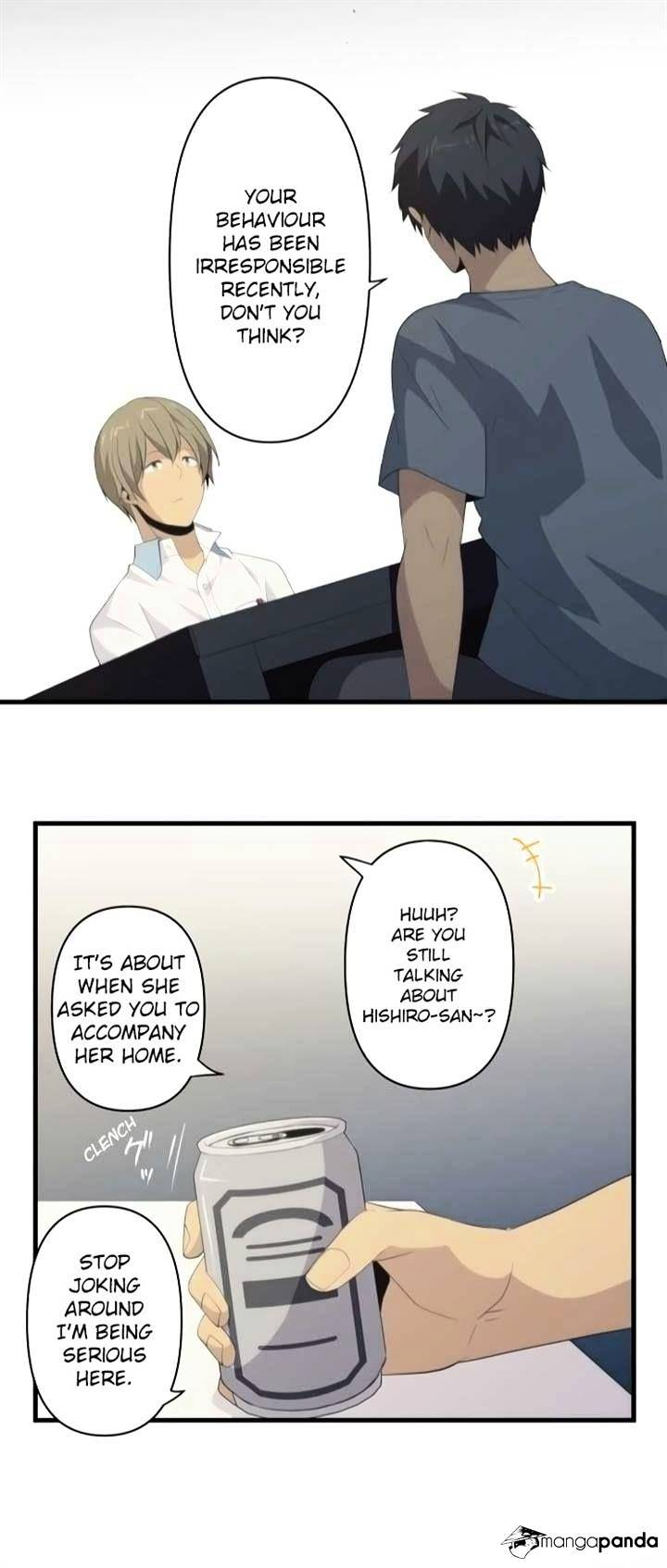 ReLIFE Chapter 109.2  Online Free Manga Read Image 23
