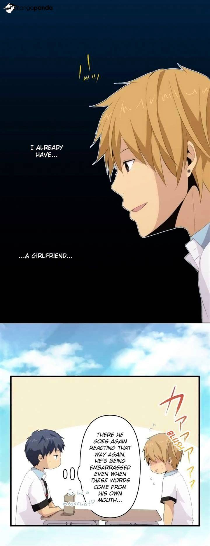 ReLIFE Chapter 109.2  Online Free Manga Read Image 9