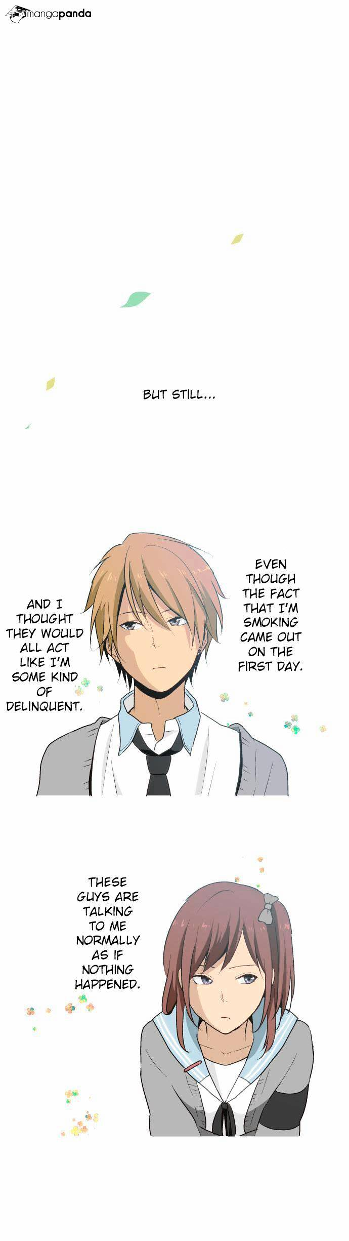 ReLIFE Chapter 11  Online Free Manga Read Image 14
