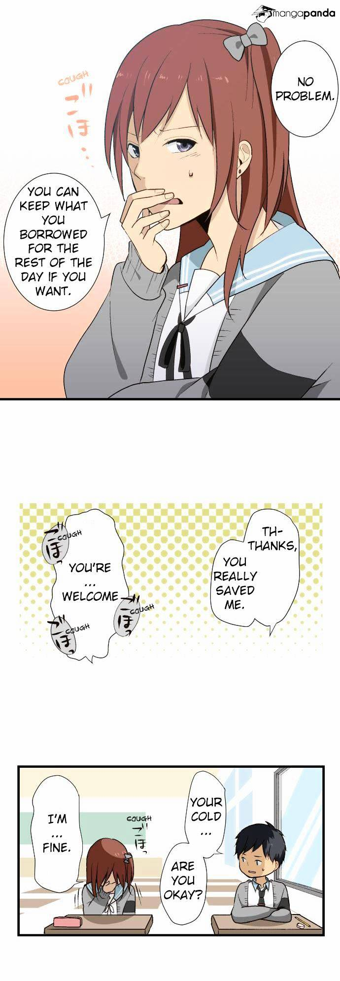 ReLIFE Chapter 11  Online Free Manga Read Image 3