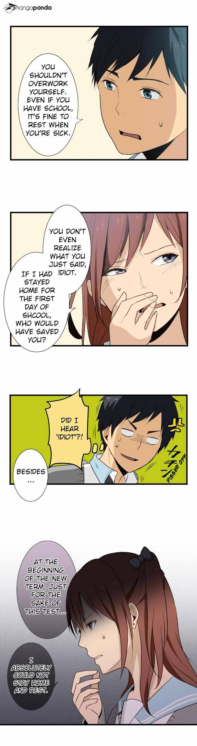 ReLIFE Chapter 11  Online Free Manga Read Image 4