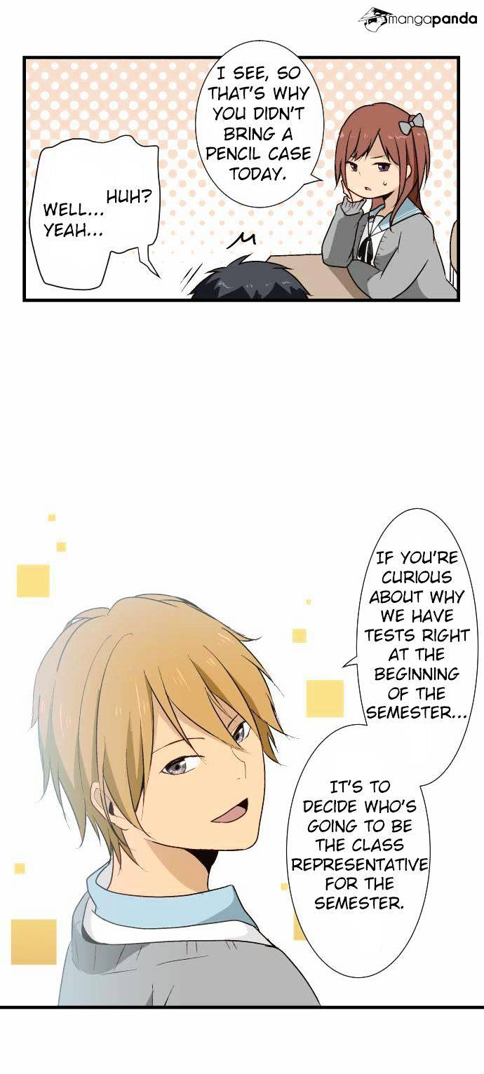 ReLIFE Chapter 11  Online Free Manga Read Image 6