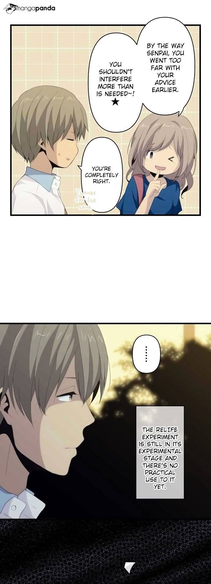 ReLIFE Chapter 110  Online Free Manga Read Image 10