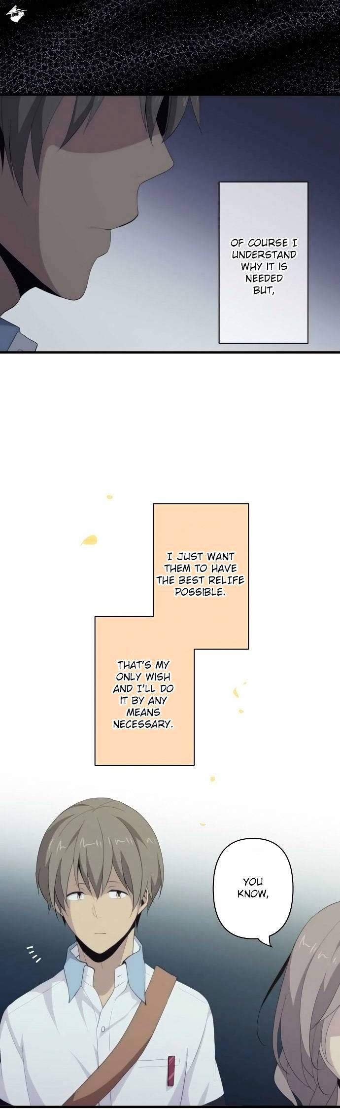 ReLIFE Chapter 110  Online Free Manga Read Image 12