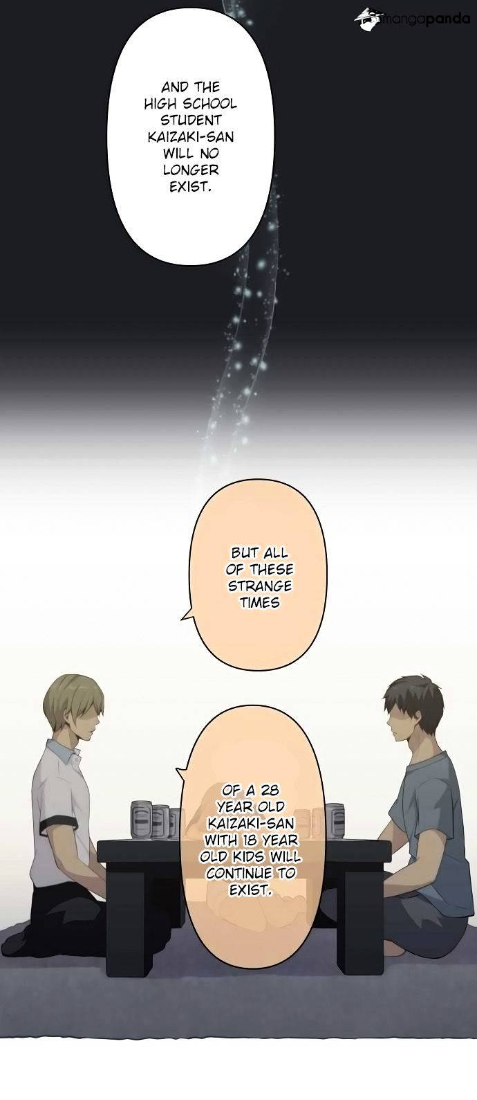 ReLIFE Chapter 110  Online Free Manga Read Image 2