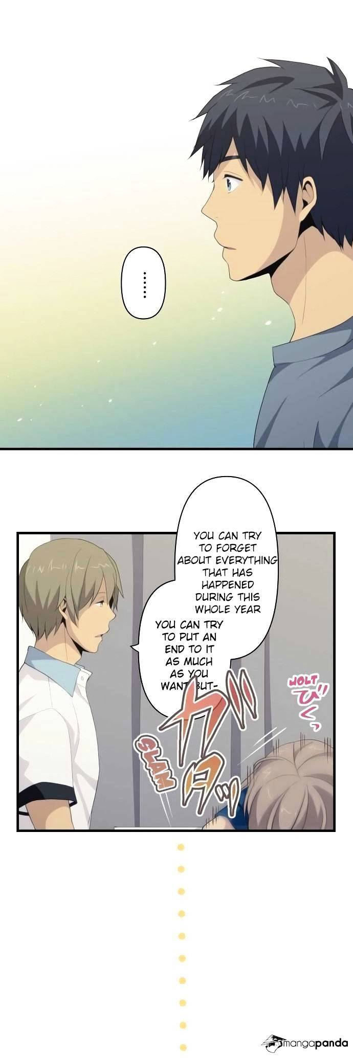 ReLIFE Chapter 110  Online Free Manga Read Image 3