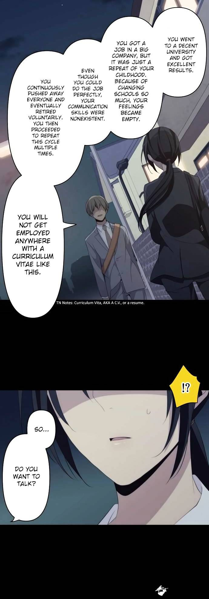 ReLIFE Chapter 112  Online Free Manga Read Image 21