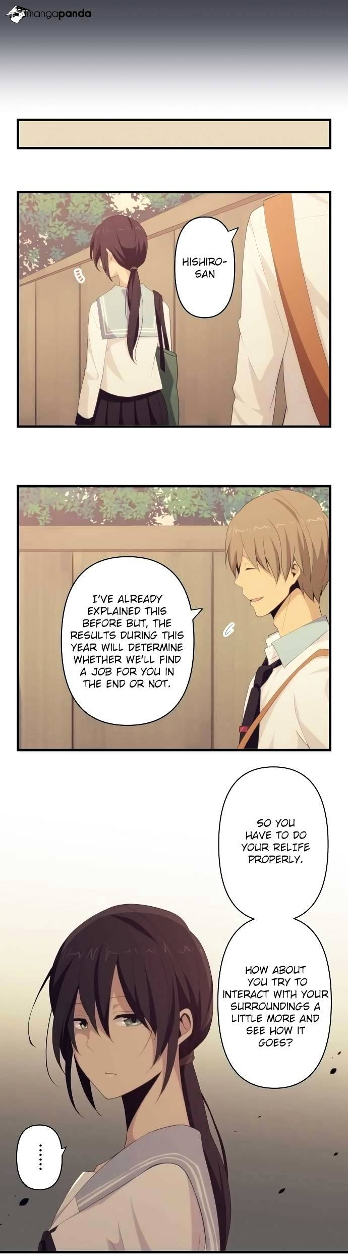 ReLIFE Chapter 113  Online Free Manga Read Image 15