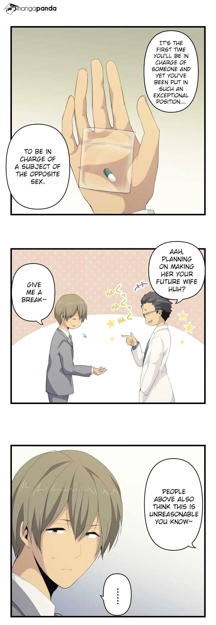 ReLIFE Chapter 113  Online Free Manga Read Image 2