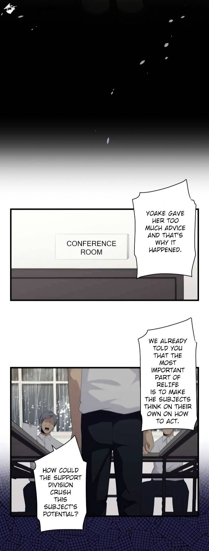 ReLIFE Chapter 113  Online Free Manga Read Image 22