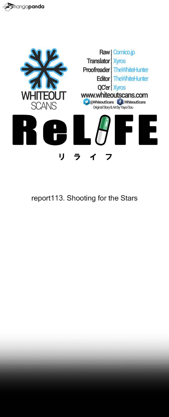 ReLIFE Chapter 113  Online Free Manga Read Image 3