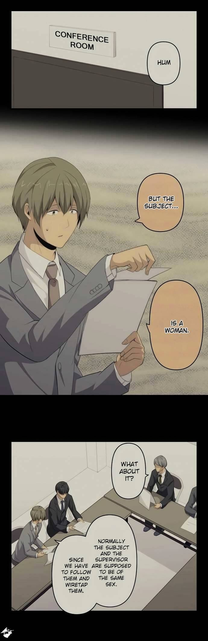 ReLIFE Chapter 113  Online Free Manga Read Image 4
