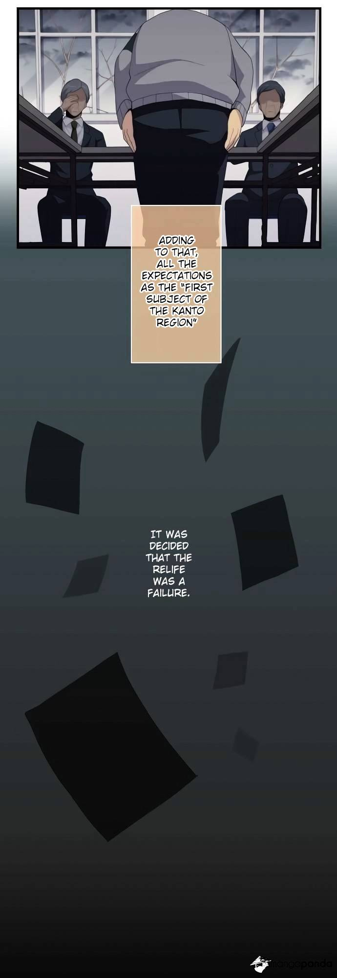ReLIFE Chapter 114  Online Free Manga Read Image 15