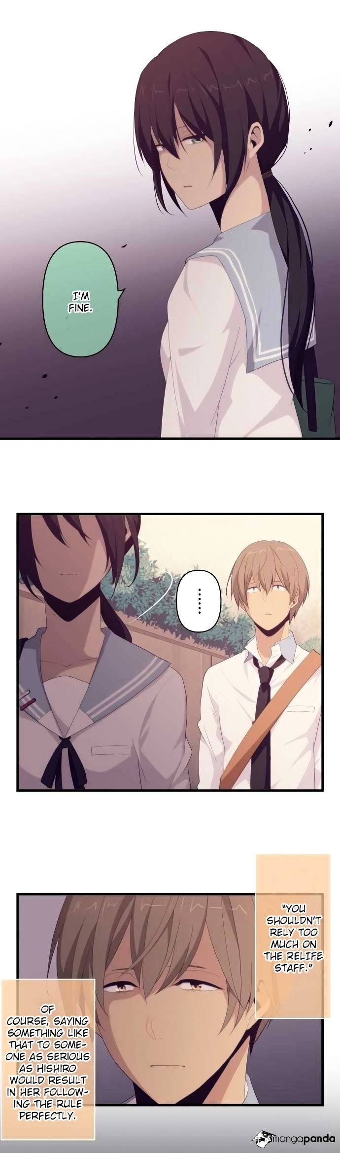 ReLIFE Chapter 114  Online Free Manga Read Image 6