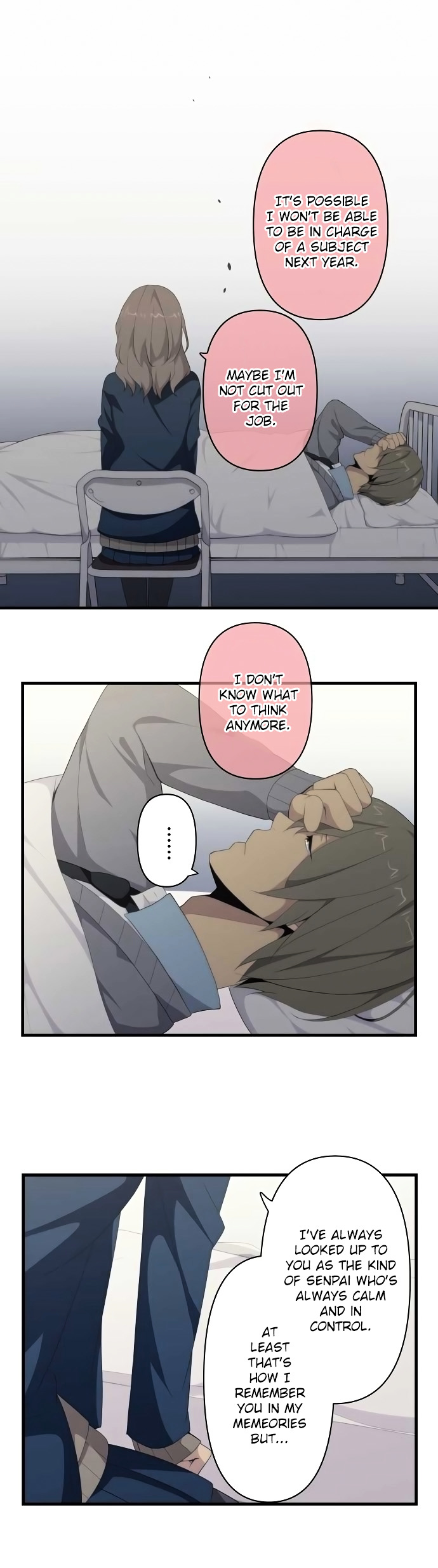 ReLIFE Chapter 115  Online Free Manga Read Image 10