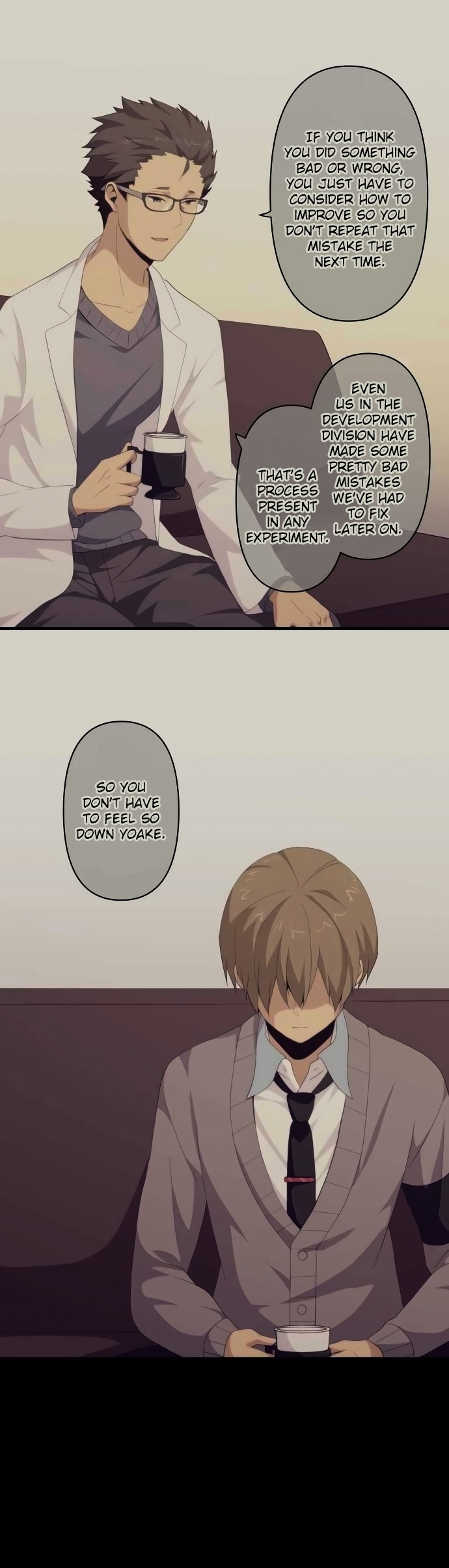 ReLIFE Chapter 115  Online Free Manga Read Image 2