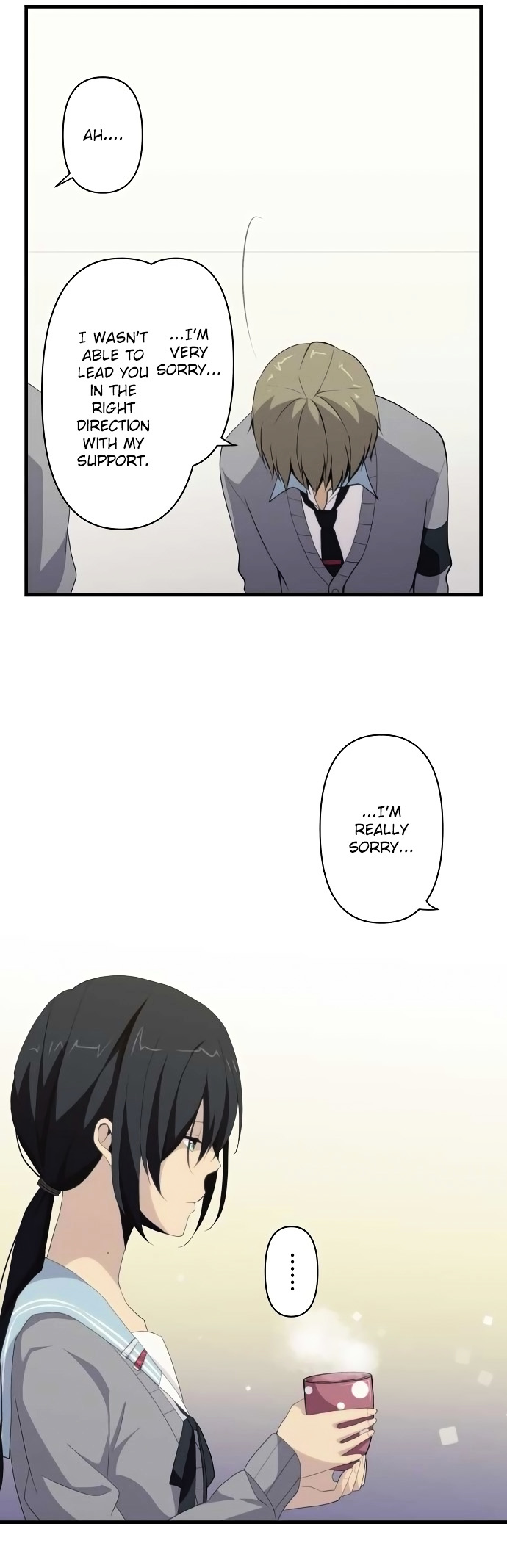 ReLIFE Chapter 115  Online Free Manga Read Image 20