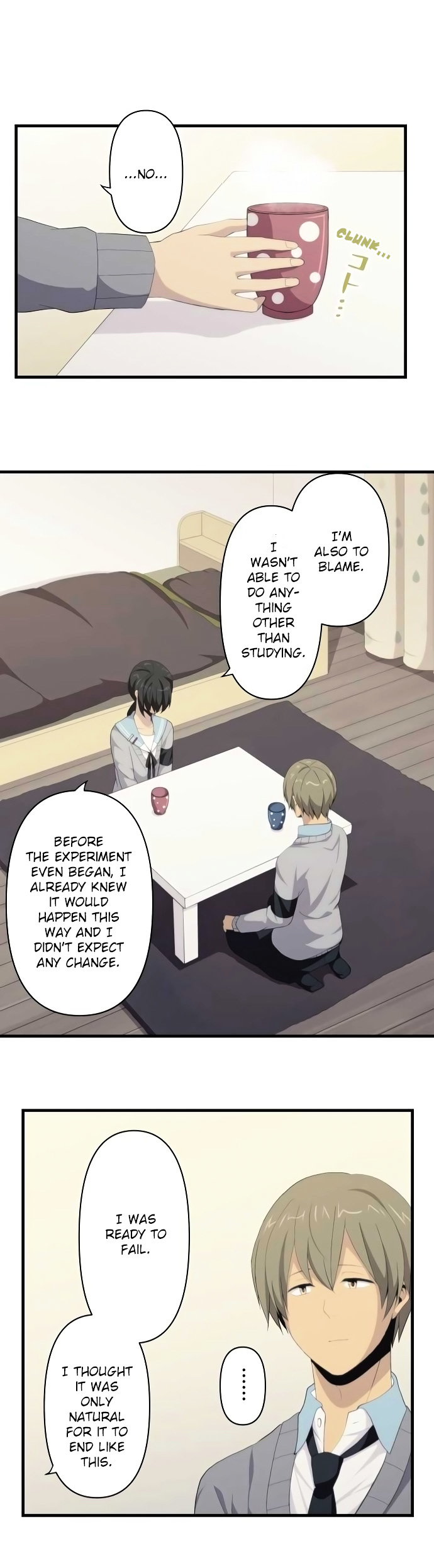 ReLIFE Chapter 115  Online Free Manga Read Image 21