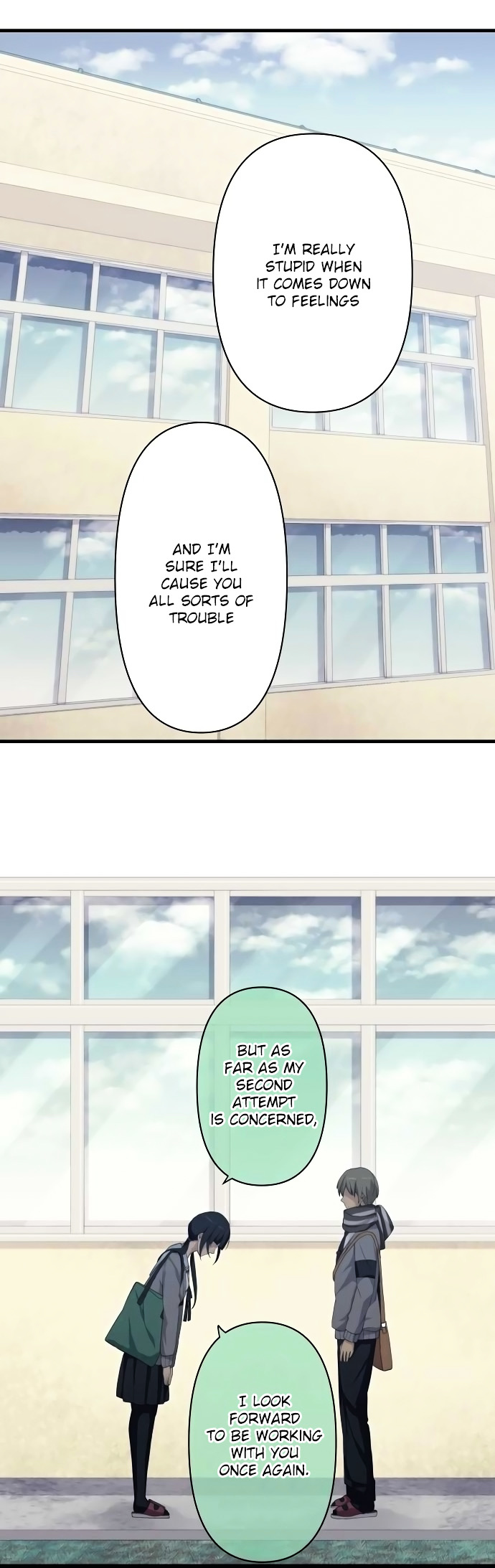 ReLIFE Chapter 116  Online Free Manga Read Image 10