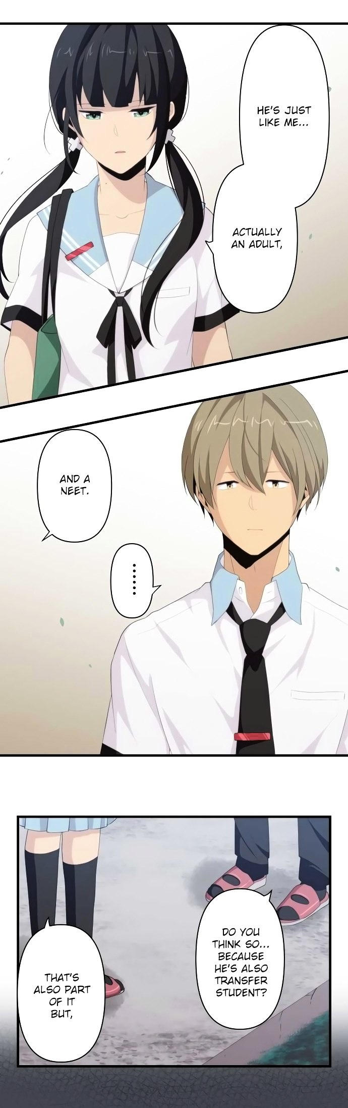 ReLIFE Chapter 116  Online Free Manga Read Image 12