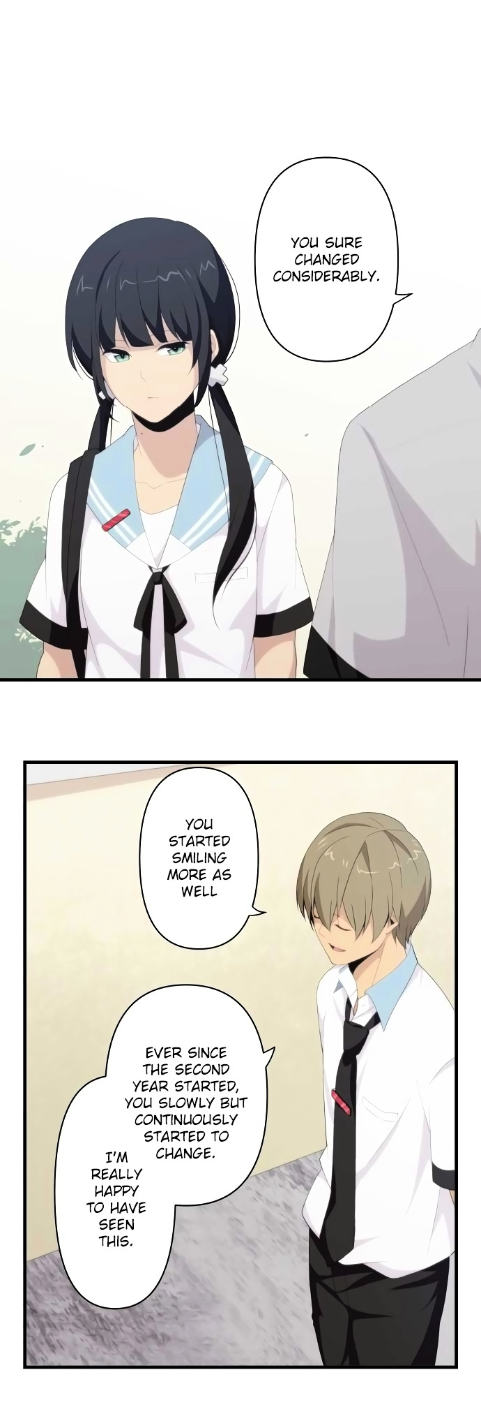 ReLIFE Chapter 116  Online Free Manga Read Image 21