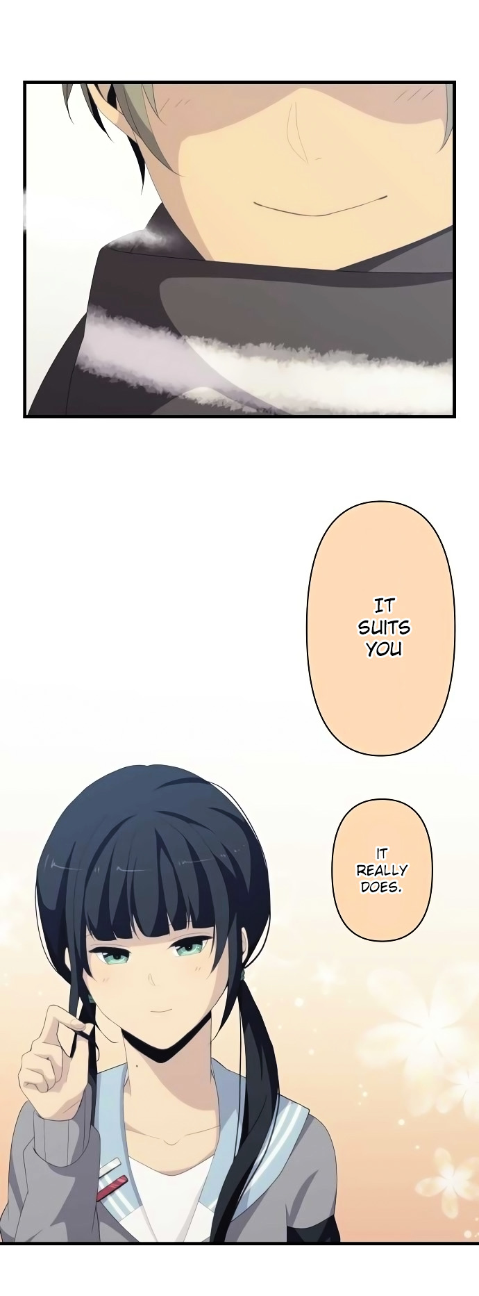 ReLIFE Chapter 116  Online Free Manga Read Image 9