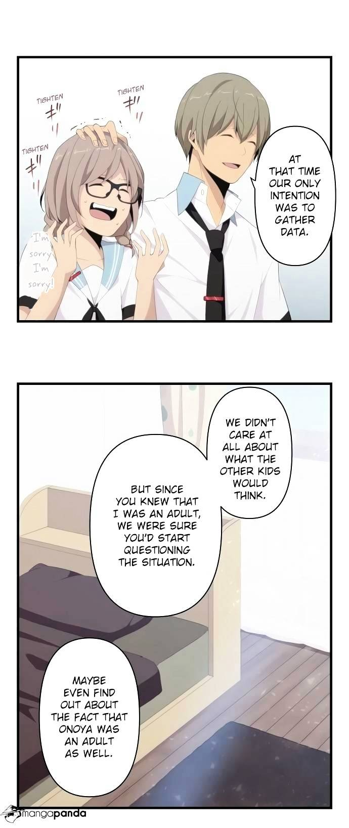 ReLIFE Chapter 117  Online Free Manga Read Image 11