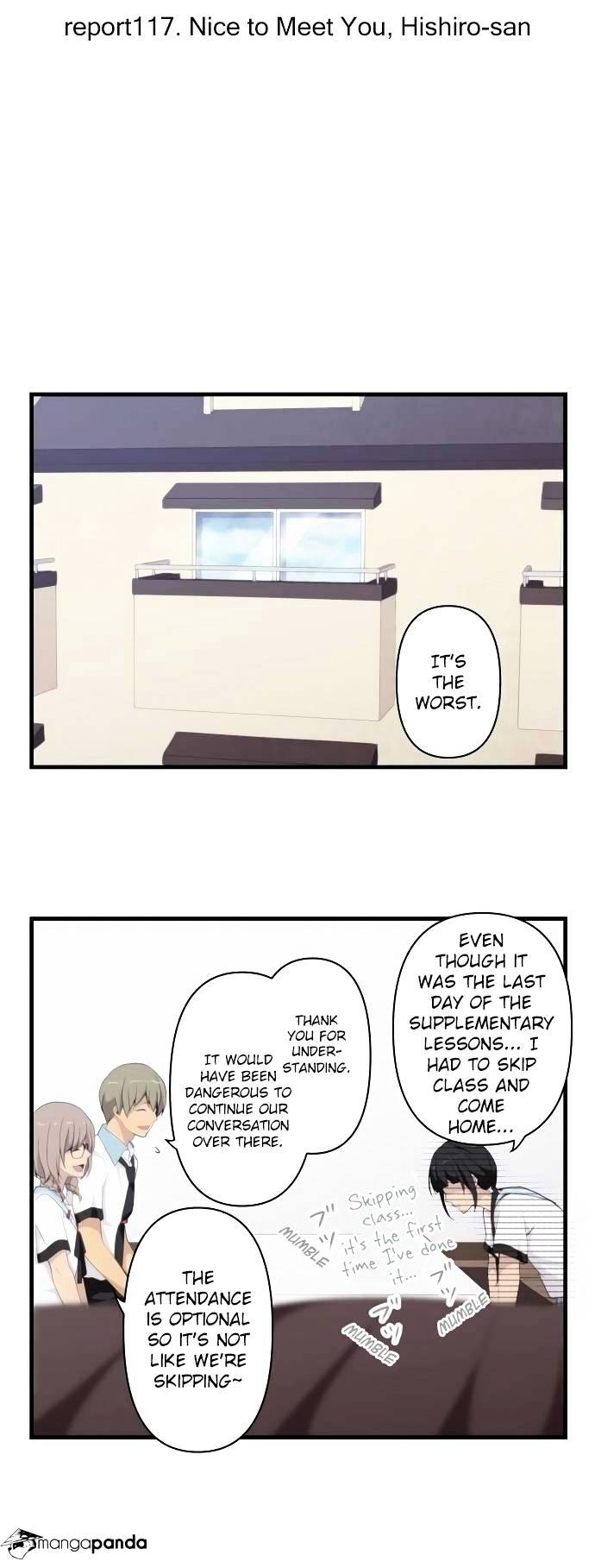 ReLIFE Chapter 117  Online Free Manga Read Image 6