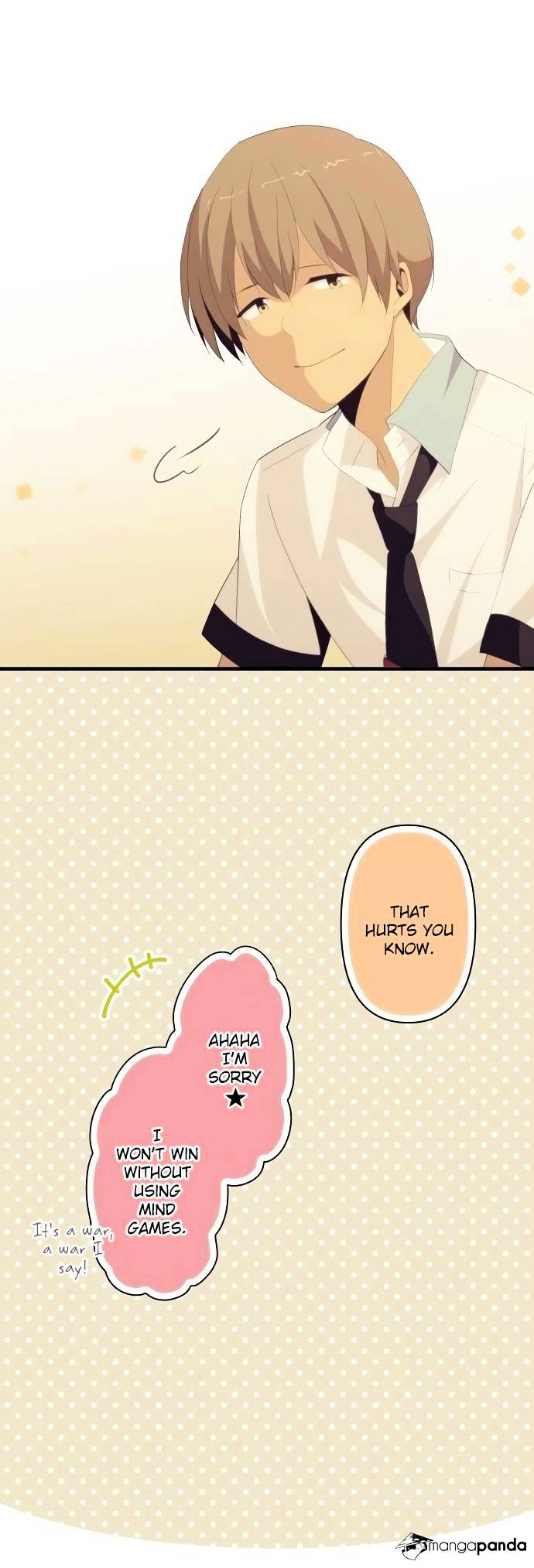 ReLIFE Chapter 118  Online Free Manga Read Image 13