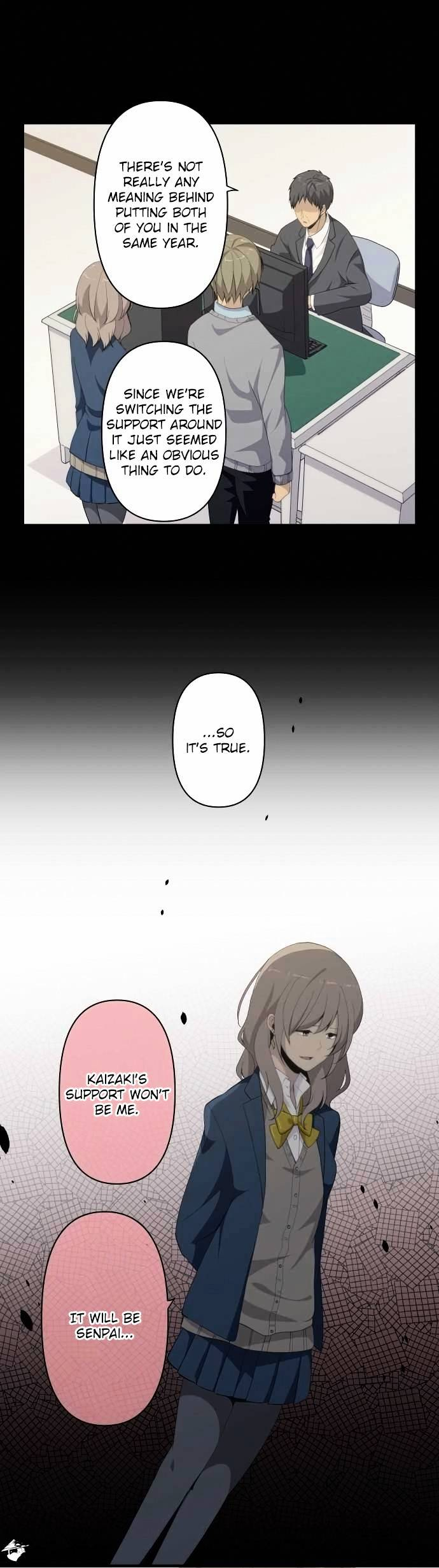 ReLIFE Chapter 119  Online Free Manga Read Image 1