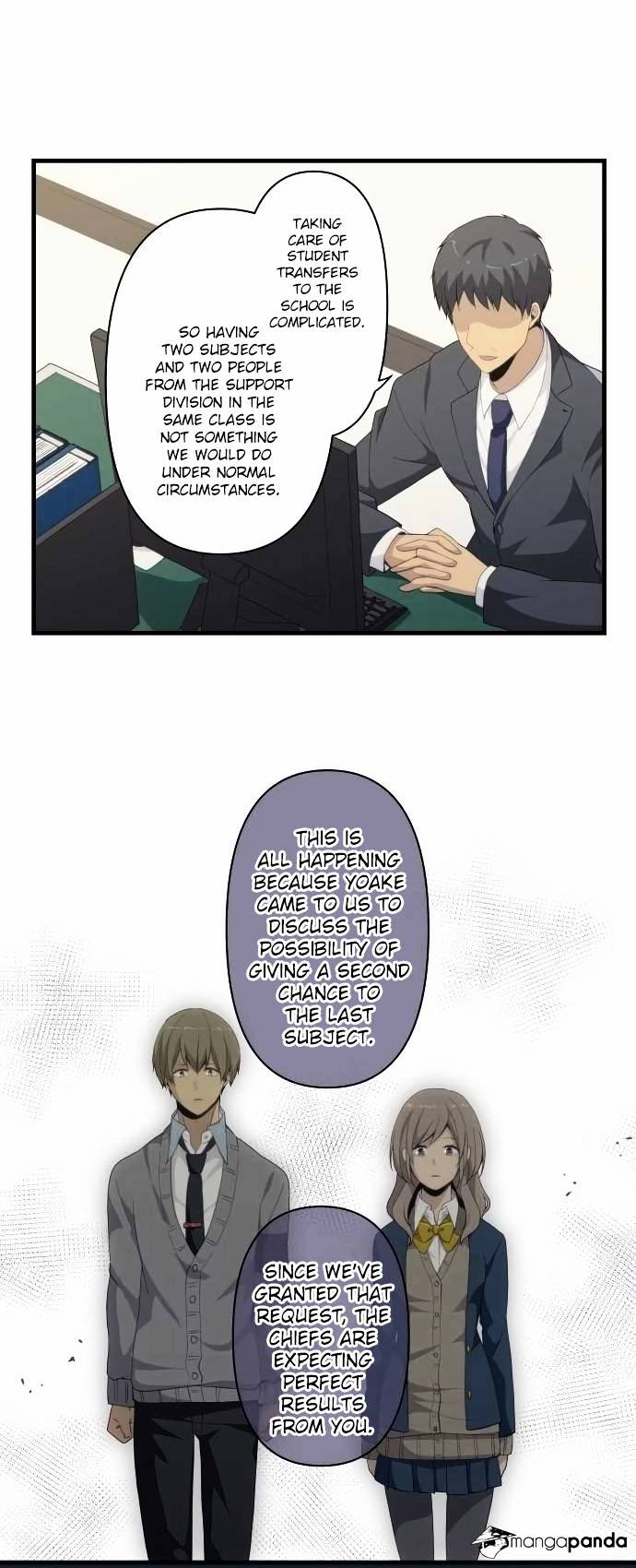 ReLIFE Chapter 119  Online Free Manga Read Image 10