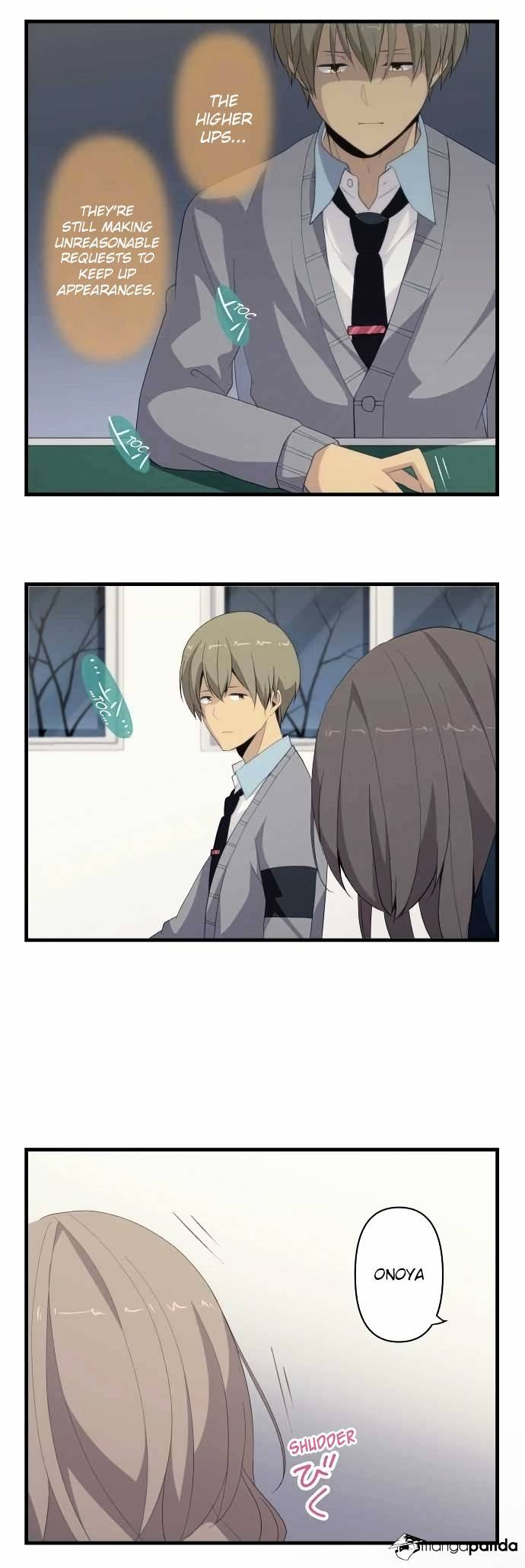 ReLIFE Chapter 119  Online Free Manga Read Image 12