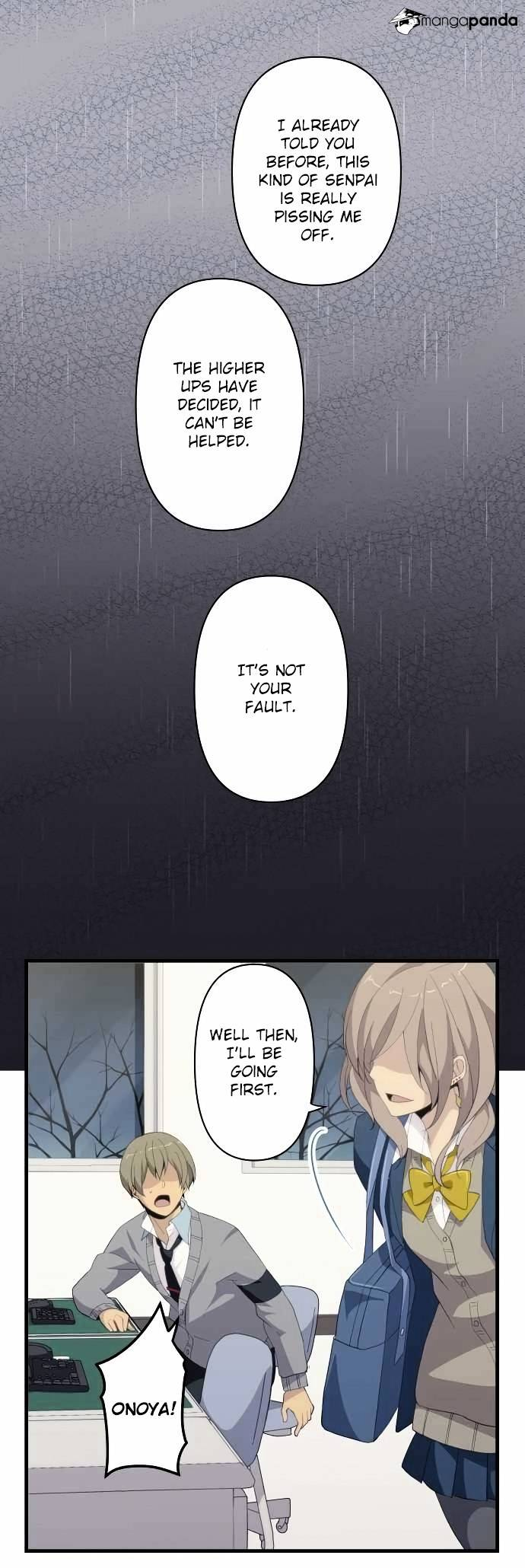 ReLIFE Chapter 119  Online Free Manga Read Image 14