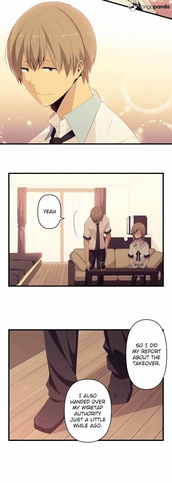 ReLIFE Chapter 119  Online Free Manga Read Image 19